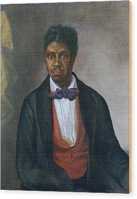 Dred Scott 1799-1858, An Enslaved Man Wood Print by Everett