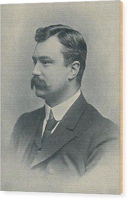 Edmund Dene Morel 1873-1924, British Wood Print by Everett