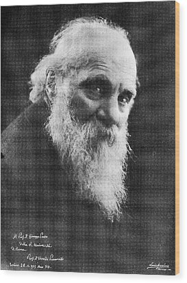 Edoardo Perroncito, Italian Physician Wood Print by