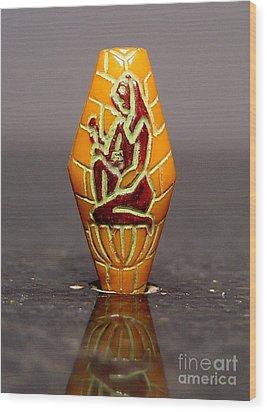 Egyptian 379 Wood Print by Dwight Goss