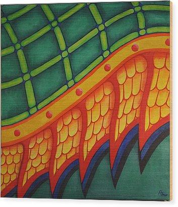 Embellishments IIi Wood Print