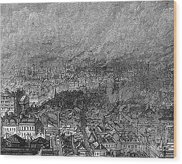 England: Manchester, 1876 Wood Print by Granger
