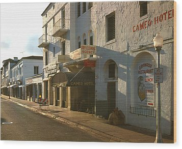 Espanola Way, Photograph By Walter Wood Print by Everett