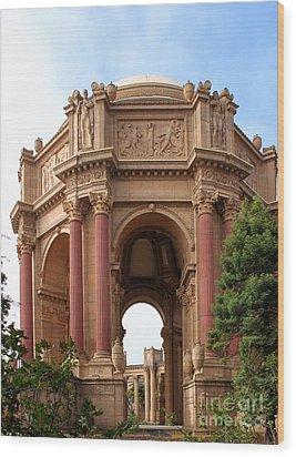 Exploratorium San Francisco Wood Print