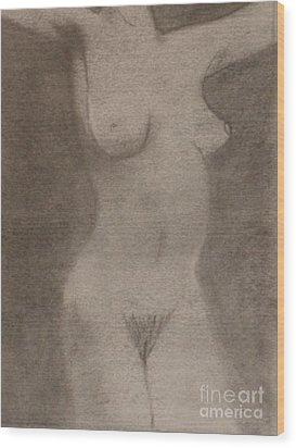 Figure 1 Wood Print