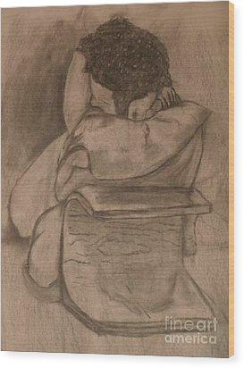 Figure 2 Wood Print