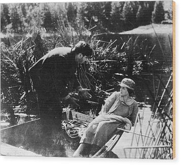 Film: Sunrise, 1927 Wood Print by Granger