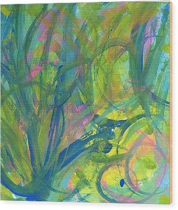 Finding Joy Wood Print by Bethany Stanko