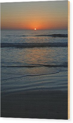 Wood Print featuring the photograph First Light by Rod Seel