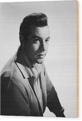 For The First Time, Mario Lanza, 1959 Wood Print by Everett