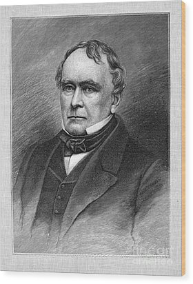 Francis Lieber (1800-1872) Wood Print by Granger