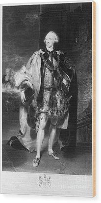 Francis Osborne (1751-1799) Wood Print by Granger