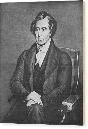 Francois Arago, French Physicist Wood Print by