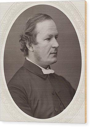 Frederic William Farrar Wood Print by Granger