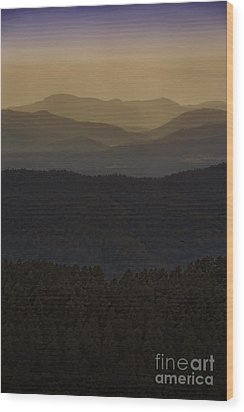 Wood Print featuring the photograph Gentle Tones To Girona by Jack Torcello