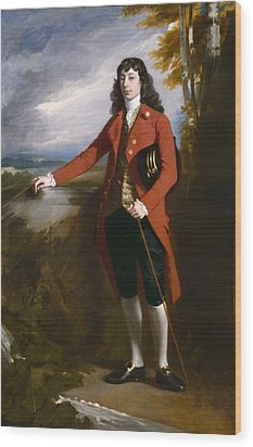 George Boone Roupell Wood Print by John Singleton Copley
