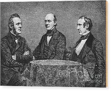 George Thompson (1804-1878) Wood Print by Granger