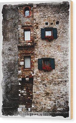 Grado 3 Wood Print by Mauro Celotti