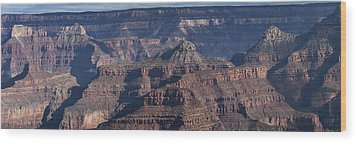 Grand Canyon At Hopi Point Page 4 Of 4 Wood Print by Gregory Scott