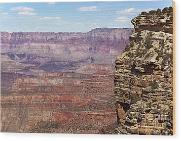Grand Canyon Wood Print by Jane Rix