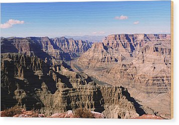 Wood Print featuring the photograph Grand Canyon by Lynn Bolt