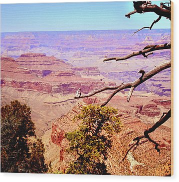 Wood Print featuring the photograph Grand Canyon by Rima Biswas