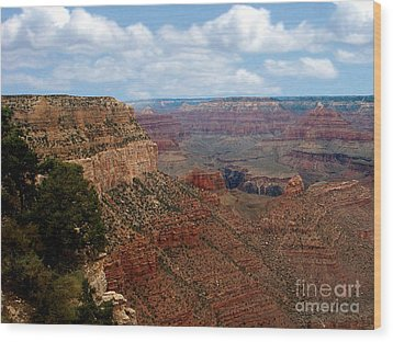 Grand Canyon Wood Print by The Kepharts