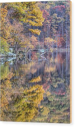 Grand Reflections Wood Print by JC Findley