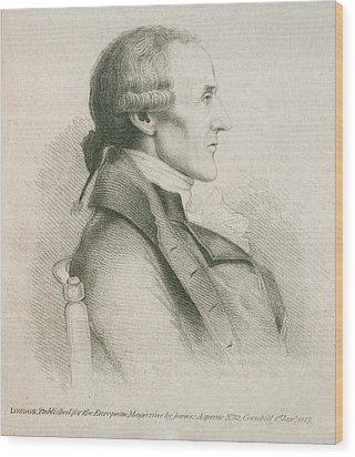 Granville Sharp 1735-1813, English Wood Print by Everett