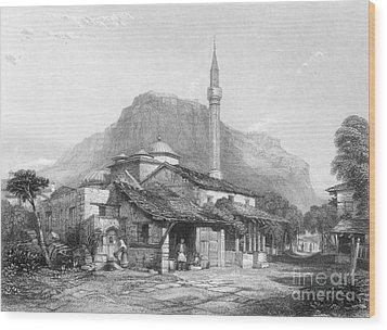 Greece: Corinth Wood Print by Granger