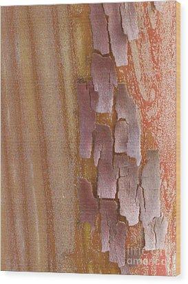 Harmonize Wood Print by Tina Marie
