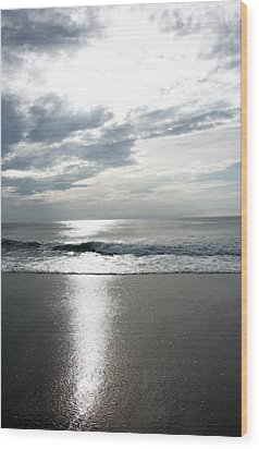 Heavenly Morning II Wood Print by Mary Haber