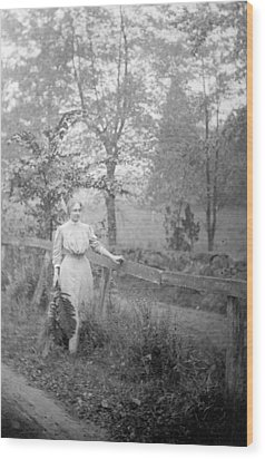 Helen Keller 1880-1968, Blind And Dead Wood Print by Everett
