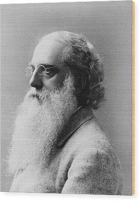 Henry Steel Olcott 1832-1907, American Wood Print by Everett