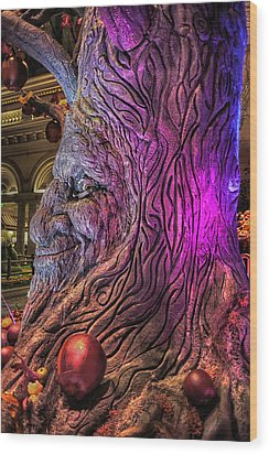 Heres Lookin At You Wood Print by Stephen Campbell