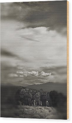 I Dreamed That Love Would Never Die Wood Print by Laurie Search