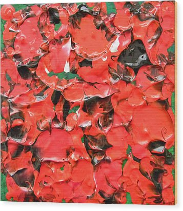 I Remember Wood Print by Marwan George Khoury