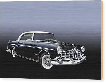 Imperial At 55 Wood Print by Bill Dutting
