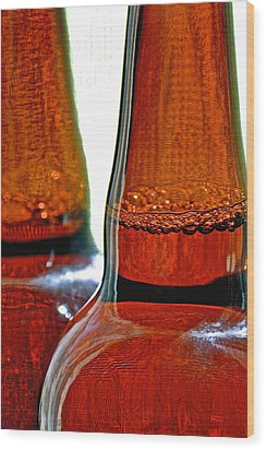 India Pale Ale Wood Print by Bill Owen