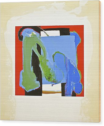 International Wood Print by Cliff Spohn