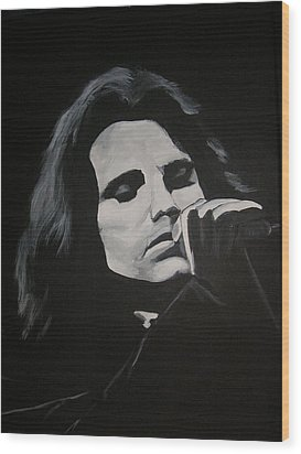 James Douglas Morrison Wood Print