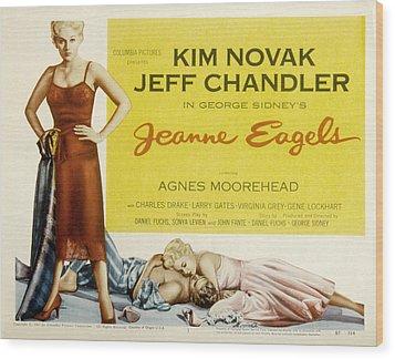 Jeanne Eagels, Kim Novak, Jeff Wood Print by Everett