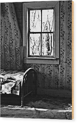 Jennys Room Wood Print by The Artist Project