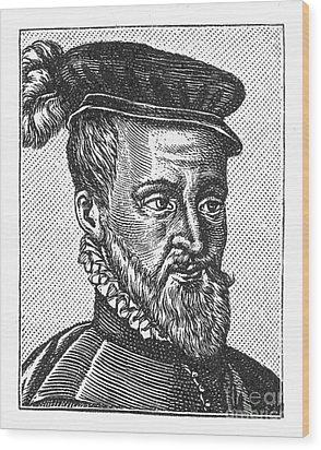 Joachim Du Bellay Wood Print by Granger