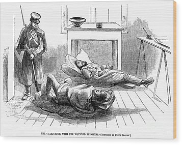 John Browns Raid, 1859 Wood Print by Granger