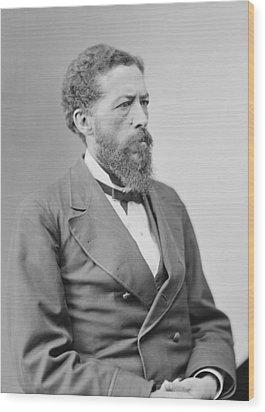 John Mercer Langston 1829-1897 Wood Print by Everett