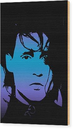 Johnny As Edward Wood Print by Jera Sky