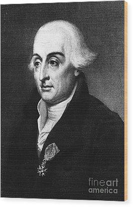 Joseph-louis Lagrange, European Wood Print by Science Source