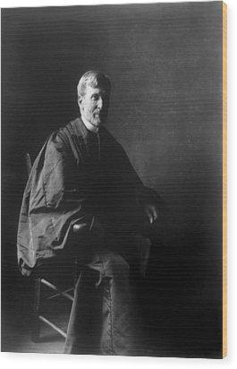 Joseph Mckenna 1843-1926, Associate Wood Print by Everett