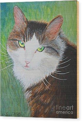 Katie Wood Print by Terri Maddin-Miller